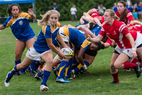 photo of girls playing rugby № 17746